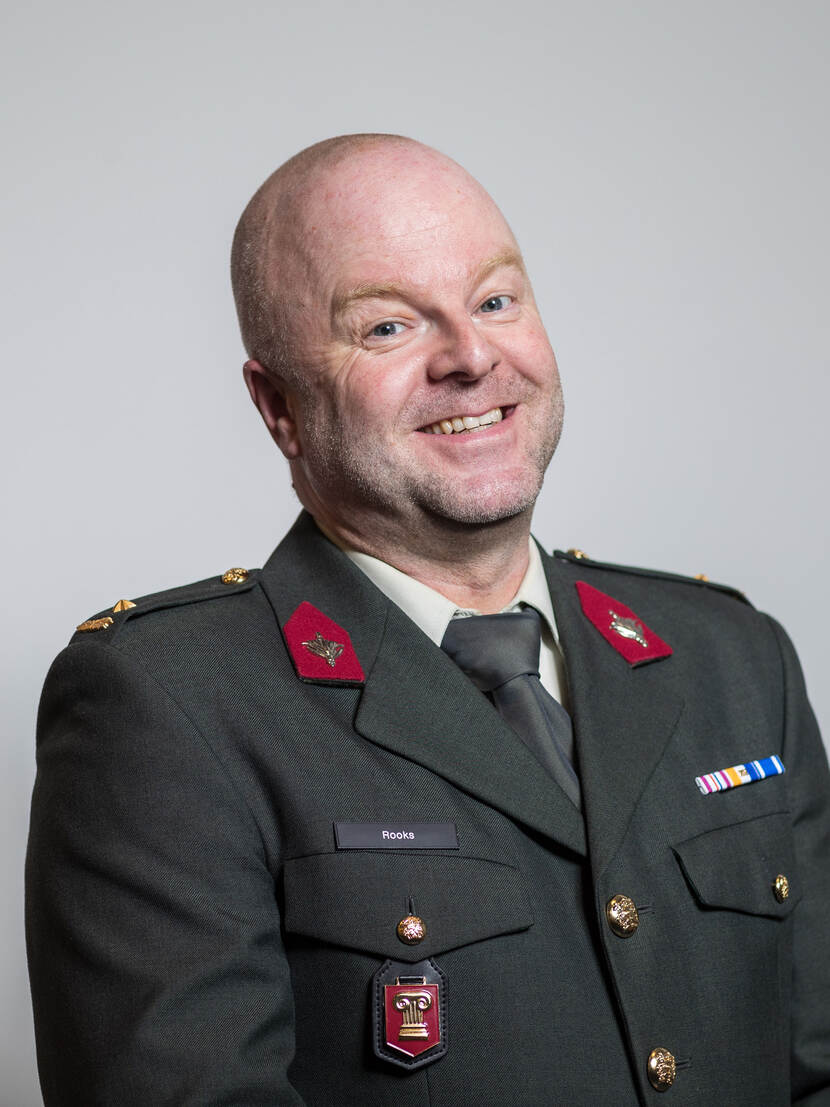 Maj. J.G. (Joost) Rooks